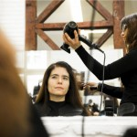 Cortar o cabelo ao natural
