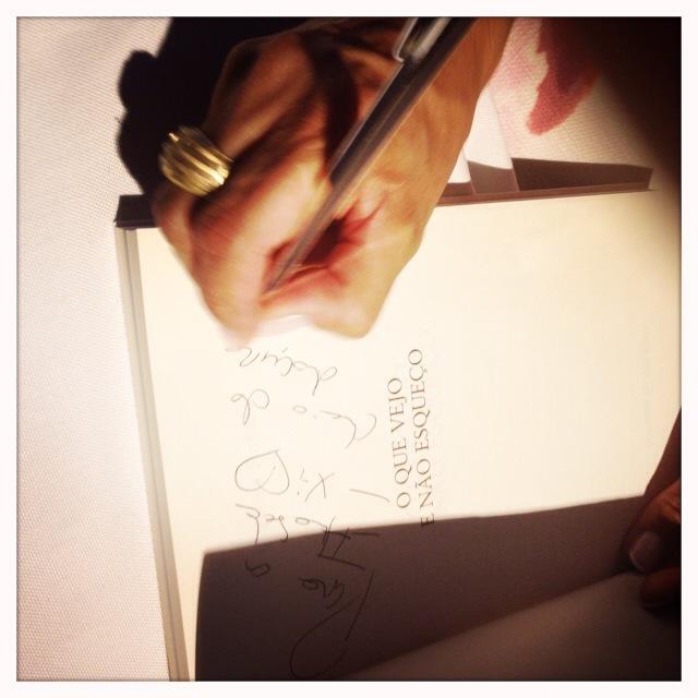 catarina autografo