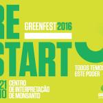 Hoje no Greenfest às 14h!!!