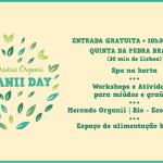 """Celebrar o Ambiente: """"Organii Day"""""""