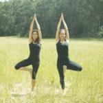 Yoga sem sair de casa