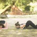 Já praticaram Yoga hoje?