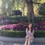 No parque del Retiro