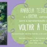 Convite Lançamento do livro Voltar à Terra