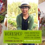 Workshop Fernanda Botelho