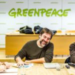 Javier Bardem, Carlos Bardem e Greenpeace