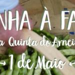 """""""Venha à Fava!"""" na Quinta do Arneiro"""