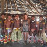 Claúdia Vieira na Amazónia
