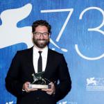 Nuno Lopes ganha prémio em Veneza