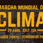 Marcha Mundial do Clima #climatemarch