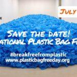 Dia Internacional Sem Plástico