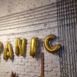 """""""Panic"""" pão bio em Madrid"""