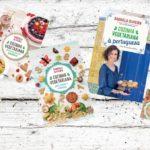 """""""Cozinha Vegetariana à Portuguesa"""" de Gabriela Oliveira"""