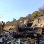 Eco Lodge Brejeira em cinzas… in ashes