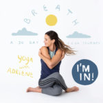 Breath A 30 Day Yoga Journey & Yoga with Adrienne